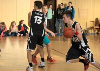 Basketbalový turnaj